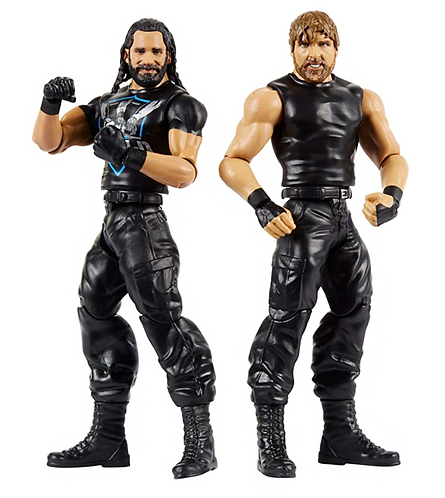 WWE BATTLE PACK SHIELD SERIES 59