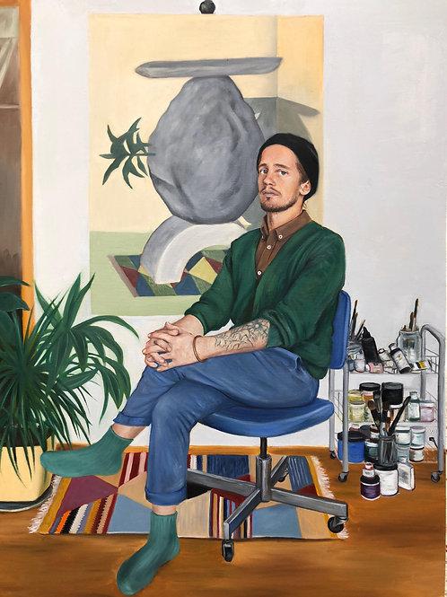 Artist Series: Aaron Glasson