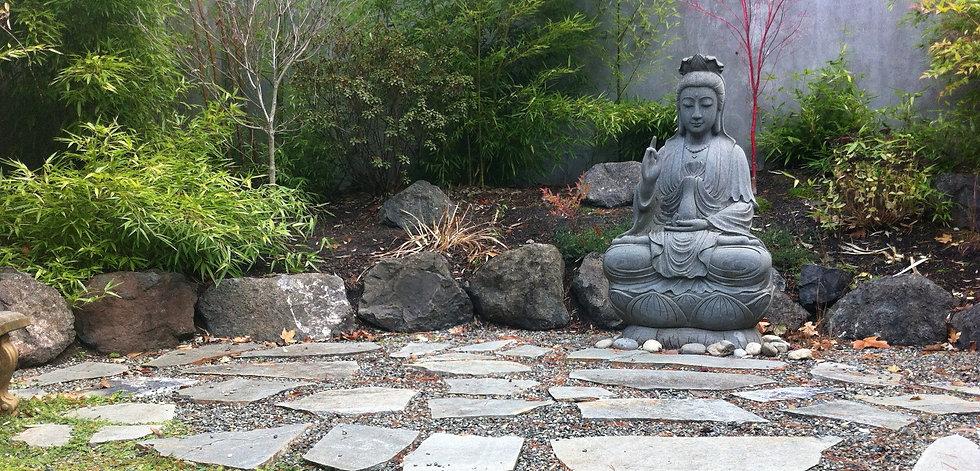 Front Street Clinic Garden