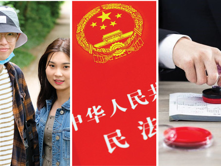 The new Civil Code, a milestone in China's legislative system