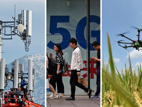 The leap forward in a new 5G world...