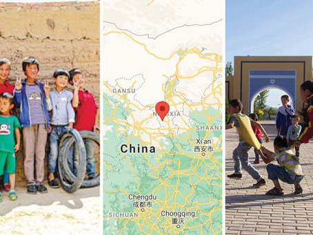 In pictures : 25 years poverty alleviation in Ningxia