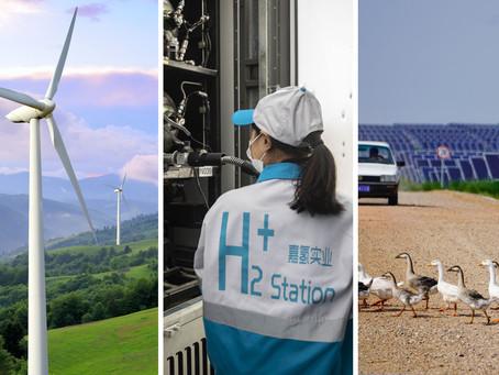 From a dark coal mining belt to a bright global green hydrogen center….