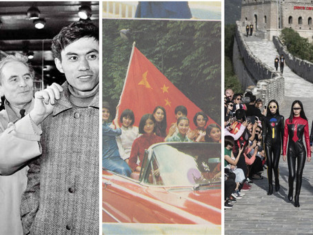 The man who brought Western fashion to China