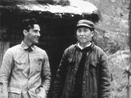 Known in China, little known beyond (3) - Edgar Snow 埃德加·斯诺