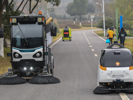Smart driverless mobility moving forward...