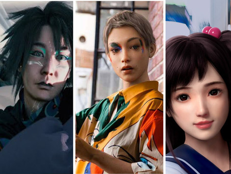 China going virtual... the rise of homegrown virtual influencers
