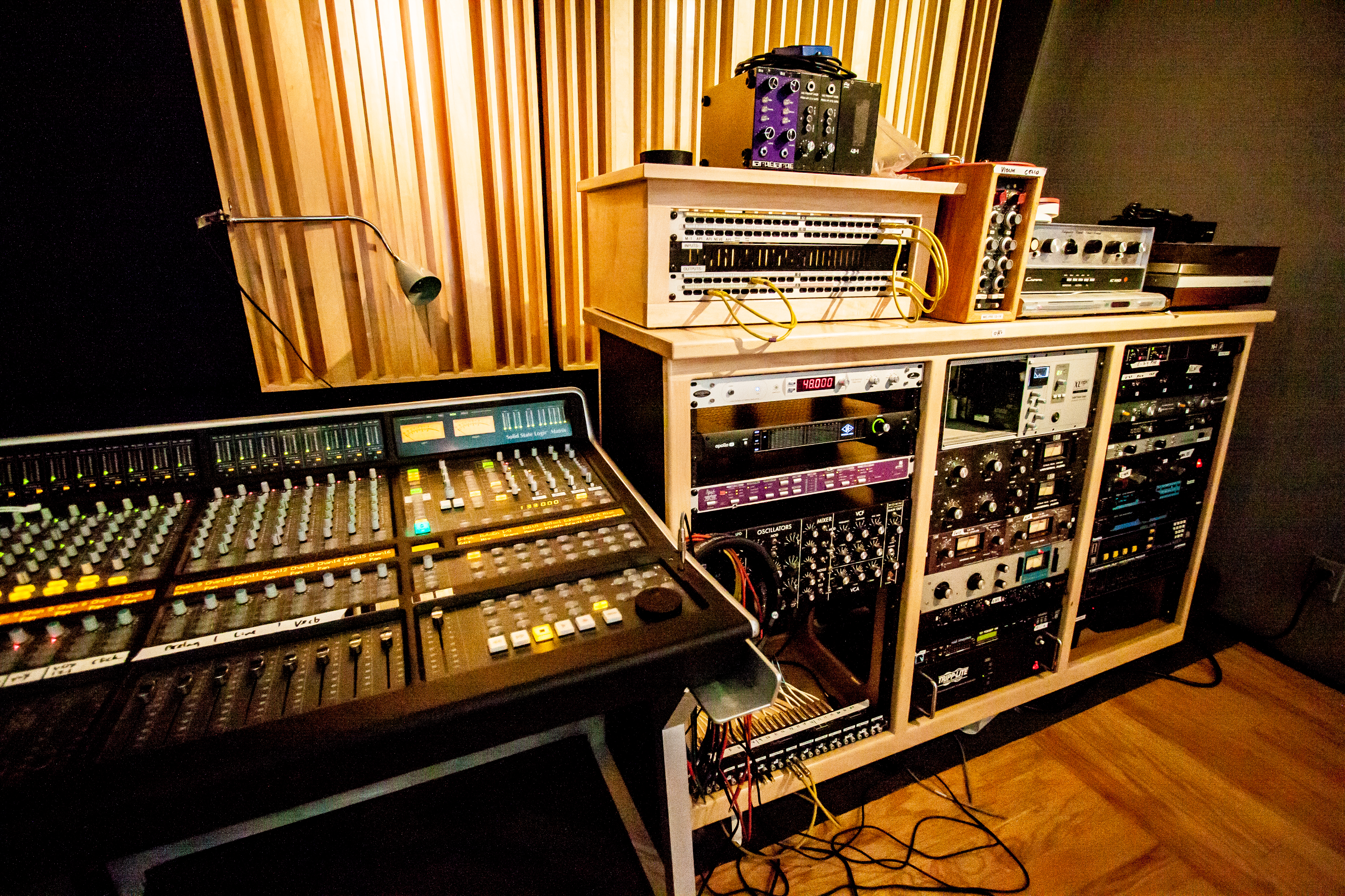 Some Featured Gear at Studio A