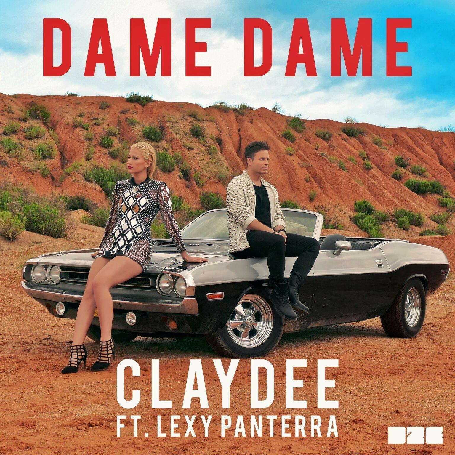 """Cover of """"Dame Dame"""" by Claydee"""