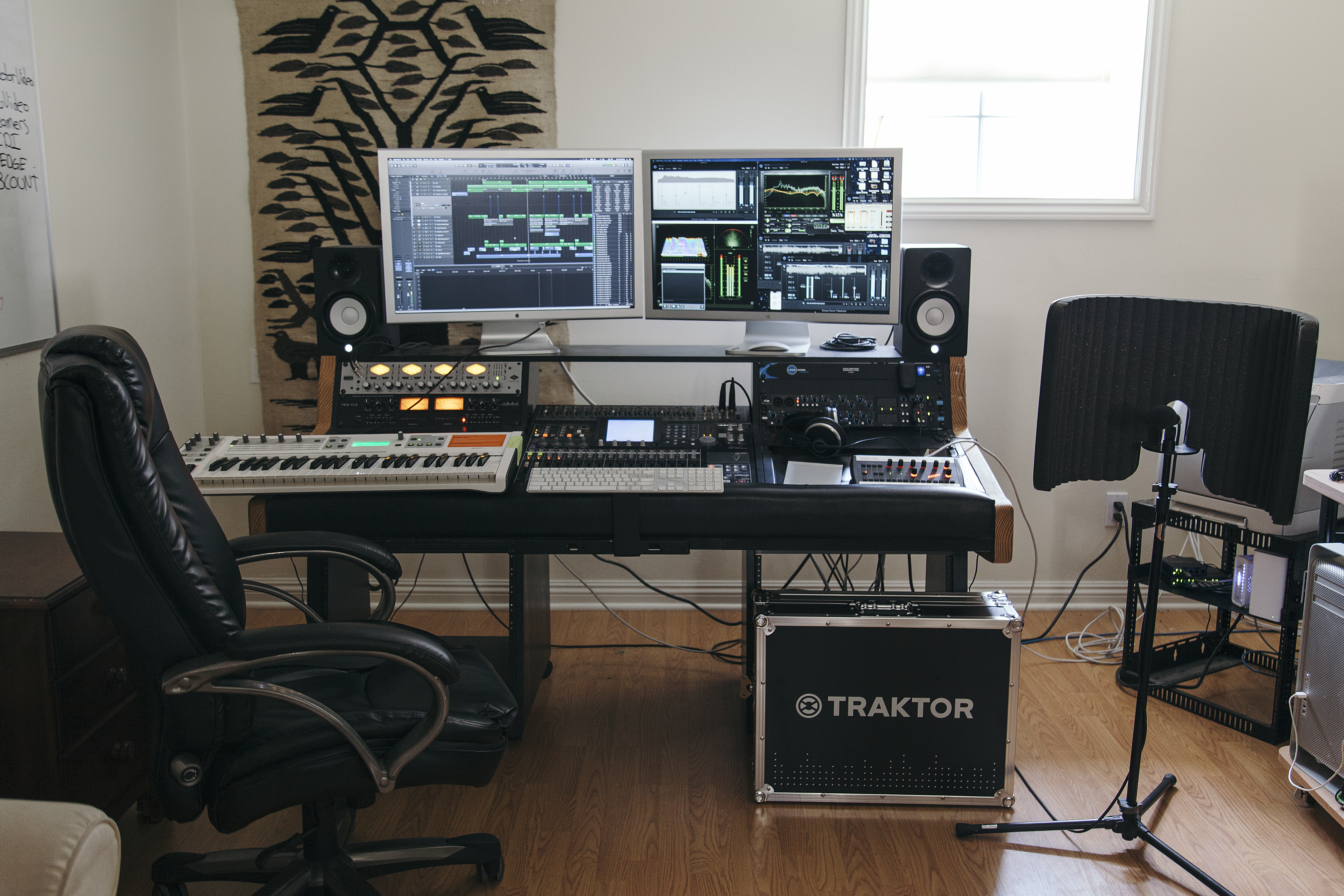 Studio B Work Station