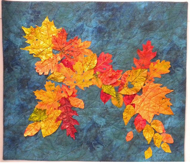 Autumn Jewels - Gretchen Brooks