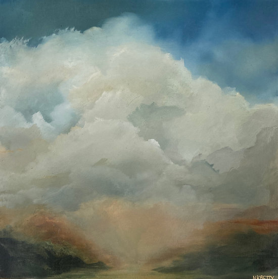 Looking to the Mountains - Nancy K. Betty