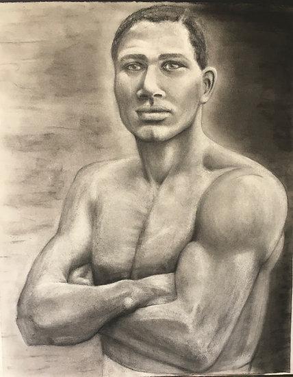 Boxer - Mary Reichardt