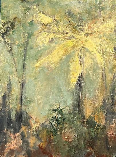 Yellow Flower - Diane Brody