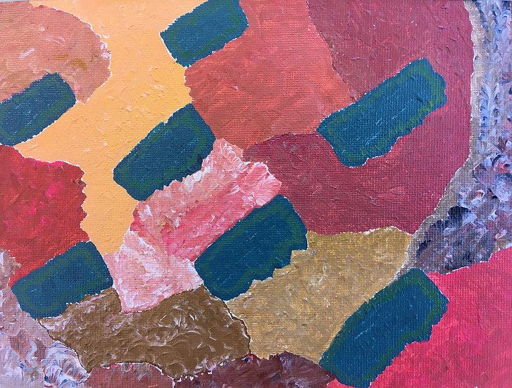 Patchwork - Sarah McIntosh