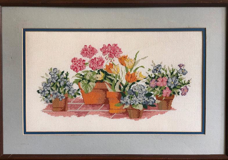 Potted Garden - Dianne Grandstaff