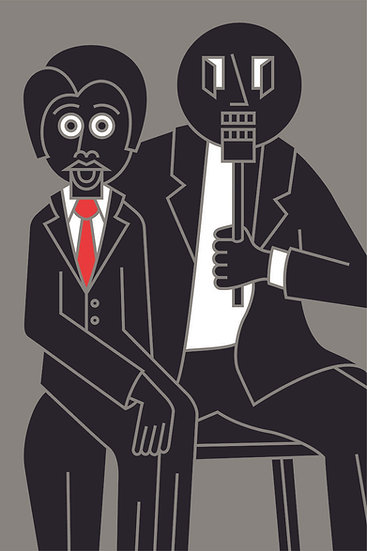 Ventriloquist - Michael Hahn Nuetzel