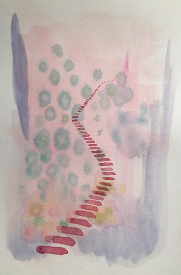 Stairway - Jeanine Tatlock
