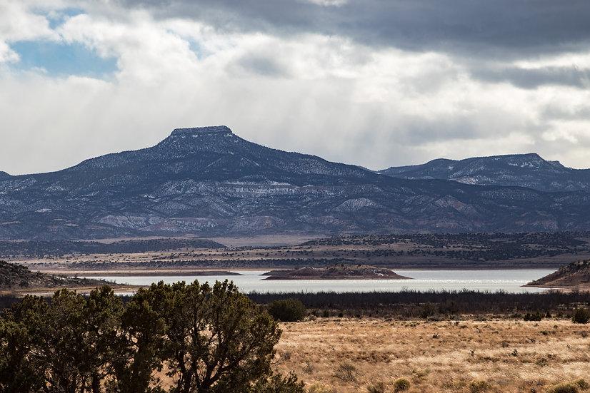 Georgia's Mountain - Cerro Pedernal - Michelle Nagri
