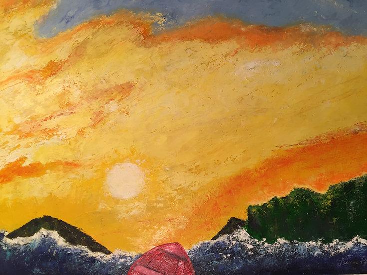 Adrift - Leanne Pflaum