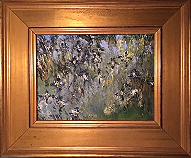 Irises - Leanne Pflaum