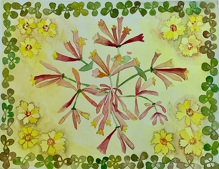 Florida Spring Flowers - Kelly Perez