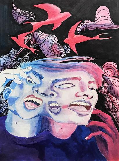 Mood Plasticity -Ryan Barrera