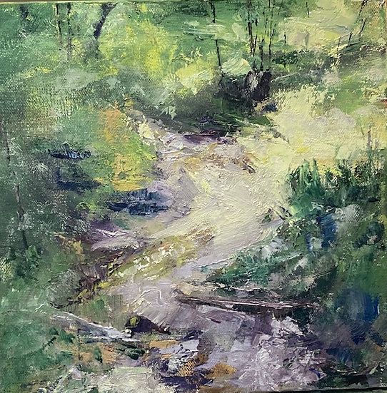 Little Stream - Diane Brody