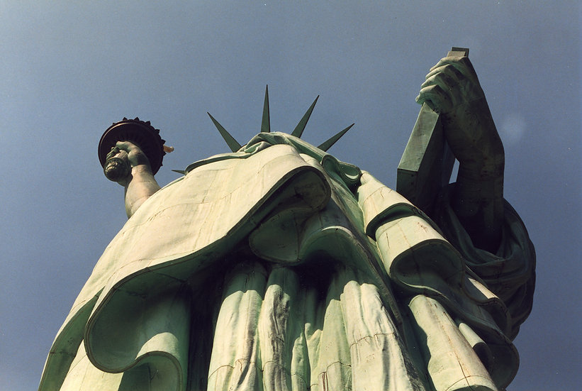 Lady Liberty - Greg Lindeblom