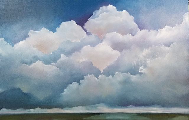 Blue Sky - Nancy K Betty