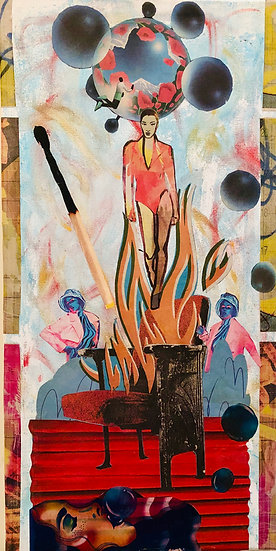 Light My Fire - Karen Koegel