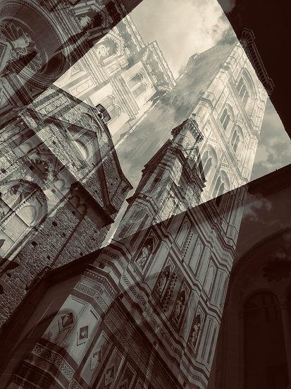 Wanderlust II (Florence) - Maria Leite