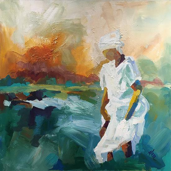 Bathers 1 - Ellen Starr Levinson