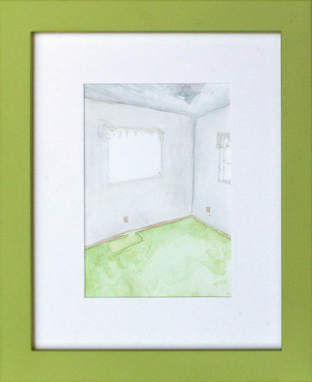 Green Room - Jeanine Tatlock