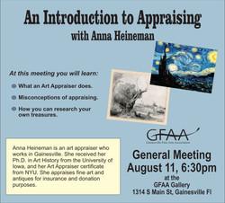 August Meet 2016- Appraisel