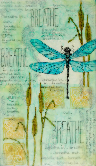 Dragonfly Breathe - Debra Lindberg