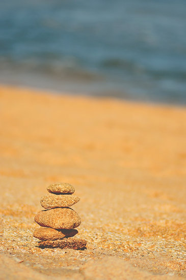 Beach Zen - Robin Wilkerson