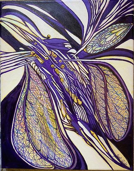 Dragonfly Love - Judi Cain