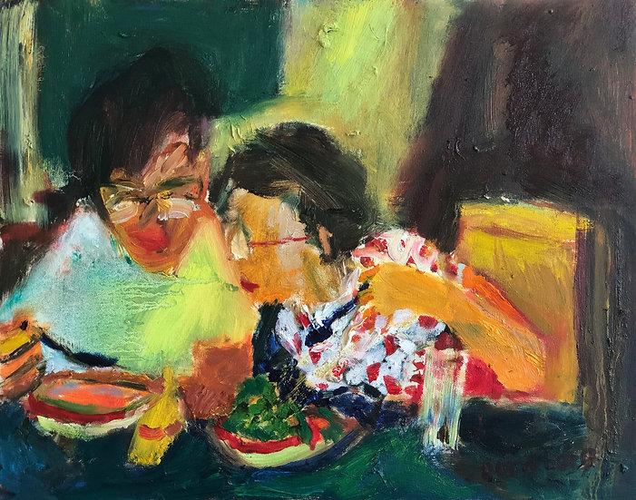 My Soup? - Robert Glenn Donberg