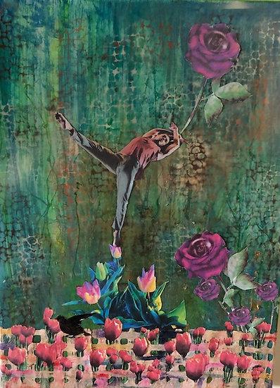 Tiptoe Through the Tulips - Karen Koegel
