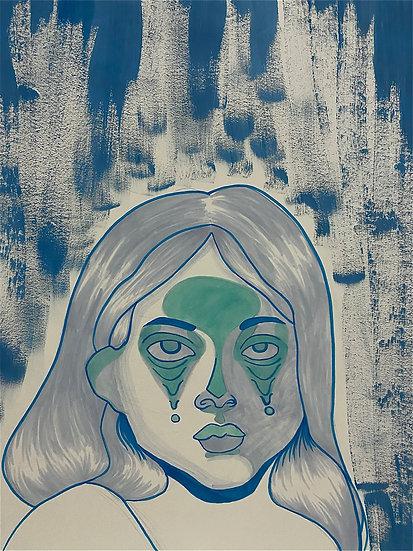 Blue - Janellis Malespin