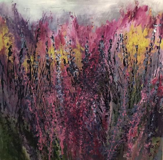 Lavender Fields - Ellen Levinson