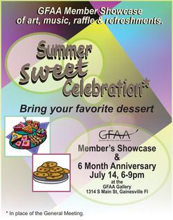 Summer Sweet Celebration 2016