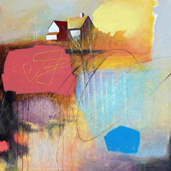Untended Garden - Alfred Phillips