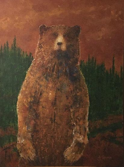 Big Bear - Adrienne Gonia