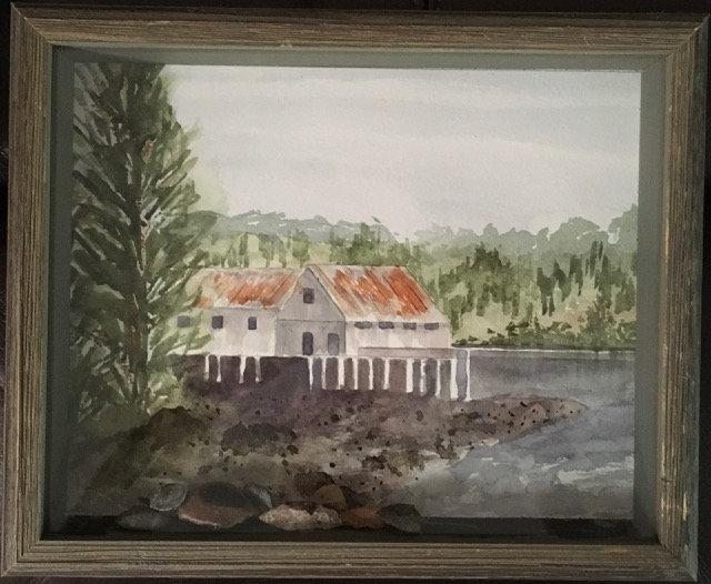 Abandoned - Sally Larson