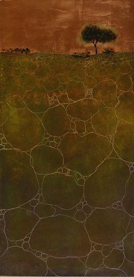What Lies Beneath - Kathy Faraone