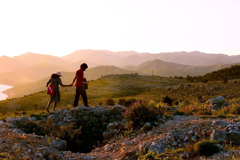 The Honeymoon in Dubrovnik - Barbara Berrios