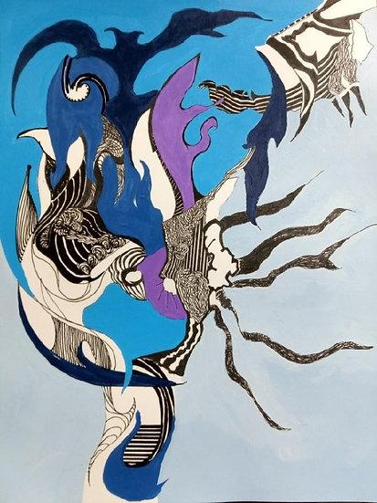Inked - Christine Deng-Thompson