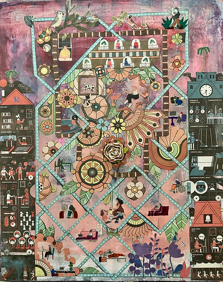 Life in the Cities - Karen Koegel